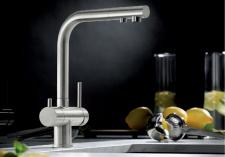 Virtuvinis maišytuvas su geriamojo vandens funkcija Blanco Fontas II