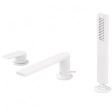 Maišytuvas voniai iš vonios krašto Tres Project, baltas