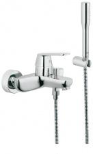Vonios maišytuvas Grohe Eurosmart Cosmopolitan su rankiniu dušeliu