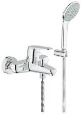 Смеситель для ванны Grohe Eurodisc Cosmopolitan с ручным душиком