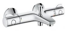 Grohe Grohetherm 800 termostatinis vonios maišytuvas, chromas