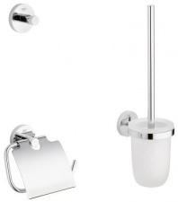 Комплект аксессуаров для ванной комнаты Grohe Essentials City 3in1