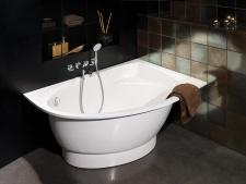 Ванна из каменной массы PAA TRE 150x100
