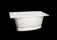 Akmens masės vonia PAA UNO 150x75
