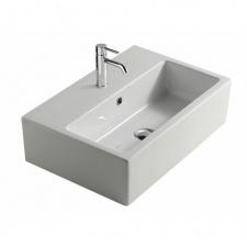 Praustuvas pastatomas arba pakabinamas Plus Design, Galassia