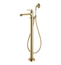 Maišytuvas voniai iš grindų Omnires Armance (auksas)