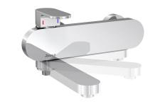 Sieninis vonios/dušo maišytuvas Ravak Chrome, 150 mm