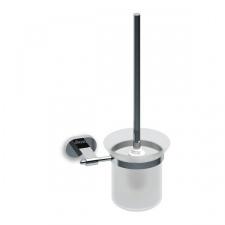 Laikiklis su indeliu ir tualeto šepečiu Ravak