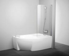 Kampinių vonių sienelė Ravak CVSK1 Rosa