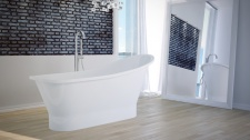 Отдельностоящая ванна Besco GLORIA