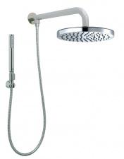 Stacionarus dušas su rankiniu dušeliu ir integruotu divertoriumi Bossini Zoe-Renovation