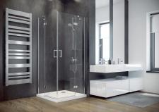 Kvadratinė dušo kabina Besco VIVA