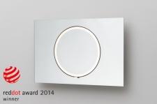 Vonios kambario veidrodis Dot Miior (atitraukiamas)
