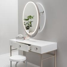 Vonios kambario veidrodis Ella Miior (atitraukiamas)