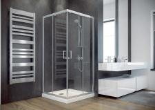 Kvadratinė dušo kabina Besco MODERN 185