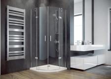 Pusapvalė dušo kabina Besco VIVA