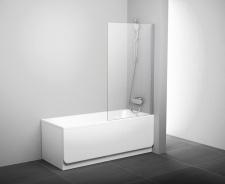 Stačiakampių vonių sienelė Ravak PVS1
