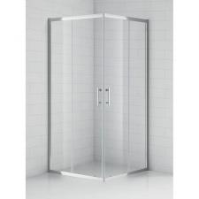 Kvadratinė dušo kabina SaniPro OBS2