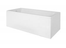 Stačiakampė akrilinė vonia Besco TALIA