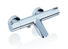 Термостатический настенный смеситель для ванны/душа Ravak TE 022.00/150