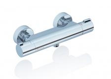 Termostatinis sieninis dušo maišytuvas Ravak TE 072.00/150