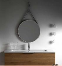 Išskirtinis veidrodis be apšvietimo Specchi Galassia