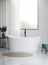 Akmens masės vonia Blu VELA 1600