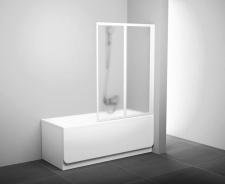 Stačiakampių vonių sienelė Ravak VS2