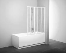 Stačiakampių vonių sienelė Ravak VS5