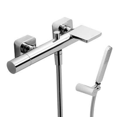 Virštinkinis maišytuvas dušui ir voniai Tres Loft