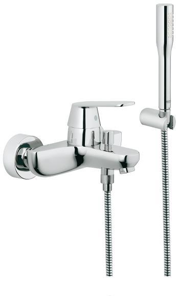 Смеситель для ванны Grohe Eurosmart Cosmopolitan с ручным душиком