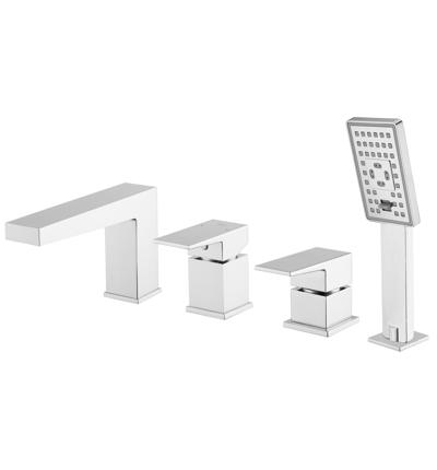 Maišytuvas montuojamas į vonios kraštą OMNIRES FRESH
