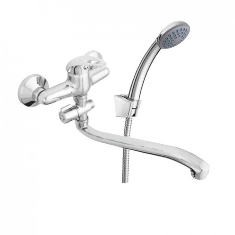 Sieninis vonios maišytuvas Rubineta Y-12/G