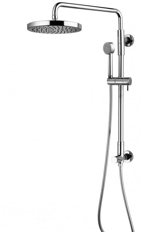 Stacionarus dušas su rankiniu dušeliu ir integruotu divertoriumi Bossini Giò Renovation