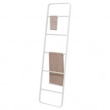 Лестница - полотенцесушитель Sealskin BRIX, белый