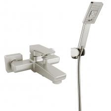 Maišytuvas voniai Omnires Parma su rankiniu dušeliu (nerūdijantis plienas)