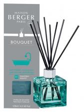 Namų kvapas - lazdelės vonios kambariui Cube Bath1 Maison Berger (LampeBerger)