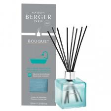 Namų kvapas - lazdelės vonios kambariui Cube Bath2 Maison Berger (LampeBerger)