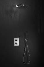 Potinkinė termostatinė dušo sistema Palazzani Mis