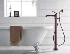 Maišytuvas voniai iš grindų Omnires Armance (varis)