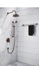 Potinkinė dušo sistema Omnires Armance (varis)