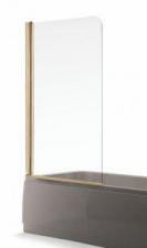 Vonios sienelė Baltijos Brasta MAJA aukso spalvos profiliu