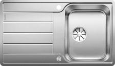 Nerūdijančio plieno plautuvė Blanco CLASSIMO 45 S-IF