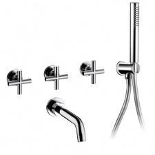 Potinkinė dušo sistema Palazzani Formula Multi