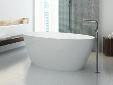 Отдельностоящая ванна OMNIRES MARBLE+ SIENA