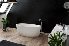 Akmens masės vonia Senzo Balteco 178