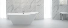 Akmens masės vonia Vispool Aura Calipso 1720 su persipylimu