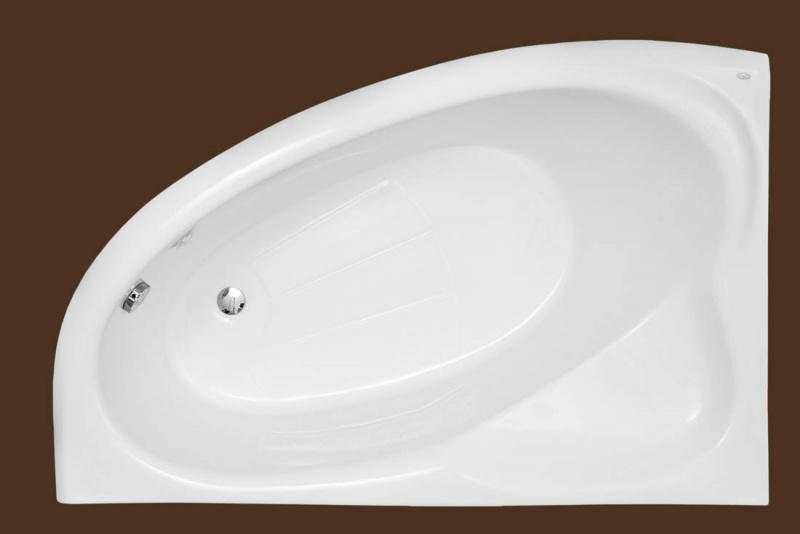 Asimetrinė akmens masės vonia Vanessa 1530 SPN