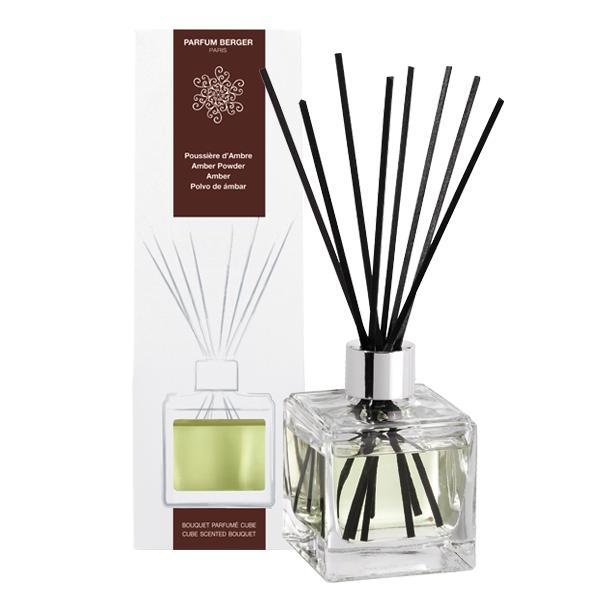 Namų kvapas - lazdelės Amber Powder LampeBerger