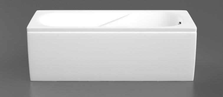 Akmens masės vonia CLASSICA VISPOOL